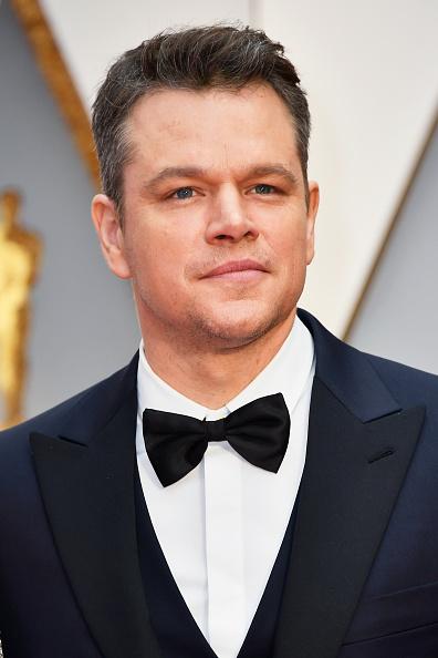 マット・デイモン「89th Annual Academy Awards - Arrivals」:写真・画像(4)[壁紙.com]