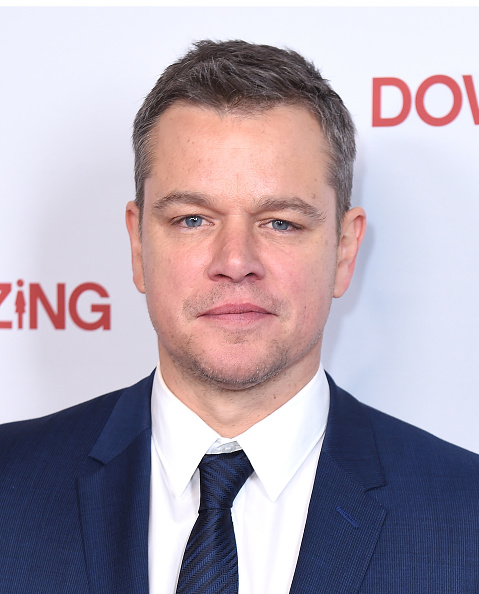 縦位置「'Downsizing' New York Screening」:写真・画像(4)[壁紙.com]