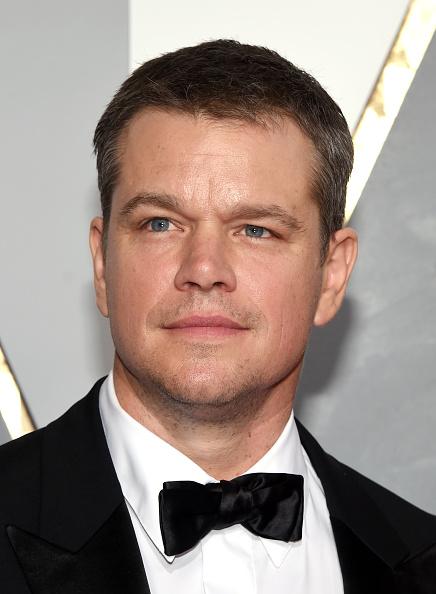 マット・デイモン「88th Annual Academy Awards - Arrivals」:写真・画像(7)[壁紙.com]