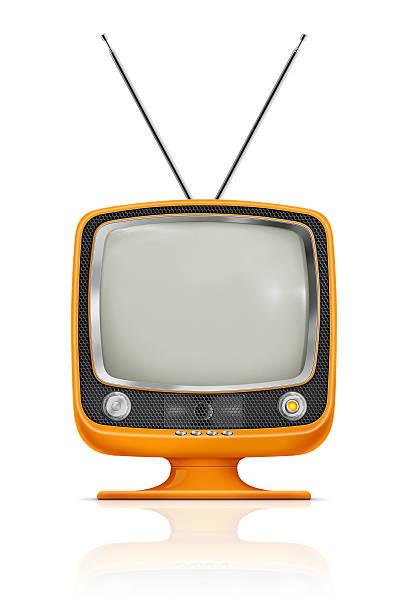Stylish Vintage Television:スマホ壁紙(壁紙.com)