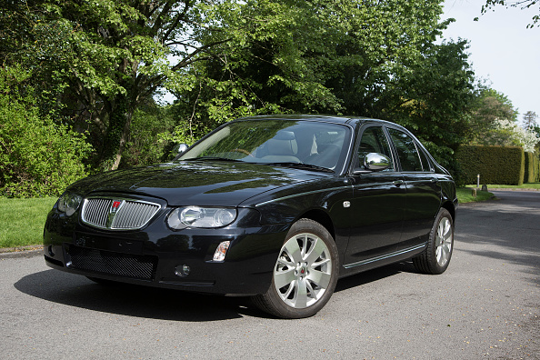 Finance and Economy「2005 Rover 75 One Of The Last Off The Production Line.」:写真・画像(19)[壁紙.com]