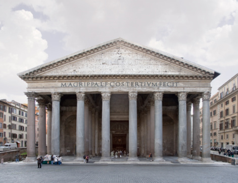 Roman「Pantheon」:スマホ壁紙(11)