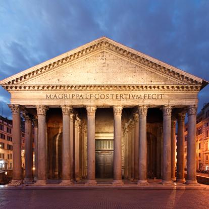 Roman「Pantheon」:スマホ壁紙(7)
