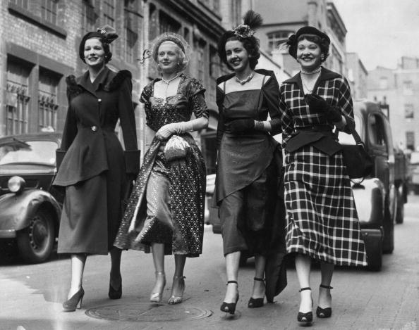 1940-1949「Fashion Parade」:写真・画像(4)[壁紙.com]