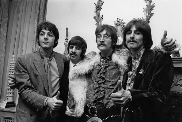 Jacket「Sgt Pepper Beatles」:写真・画像(18)[壁紙.com]