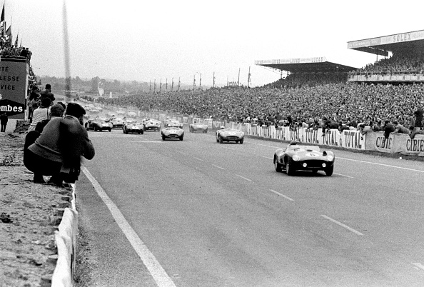 Klemantaski Collection「Le Mans 24 Hours」:写真・画像(5)[壁紙.com]
