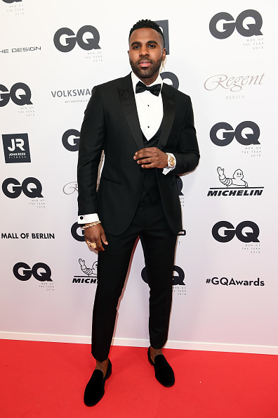 GQ「Red Carpet Arrivals - GQ Men Of The Year Award 2018」:写真・画像(6)[壁紙.com]