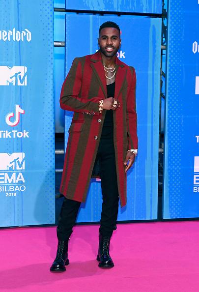 MTVヨーロッパ音楽賞「MTV EMAs 2018 - Red Carpet Arrivals」:写真・画像(5)[壁紙.com]