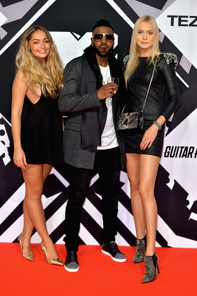 MTVヨーロッパ音楽賞「MTV EMA's 2015 - Red Carpet Arrivals」:写真・画像(13)[壁紙.com]