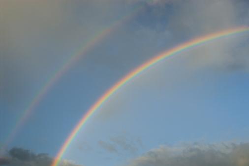 Double Rainbow「Double rainbow, South Africa」:スマホ壁紙(15)