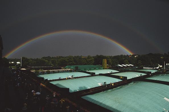 虹「Wimbledon Lawn Tennis Championship」:写真・画像(19)[壁紙.com]