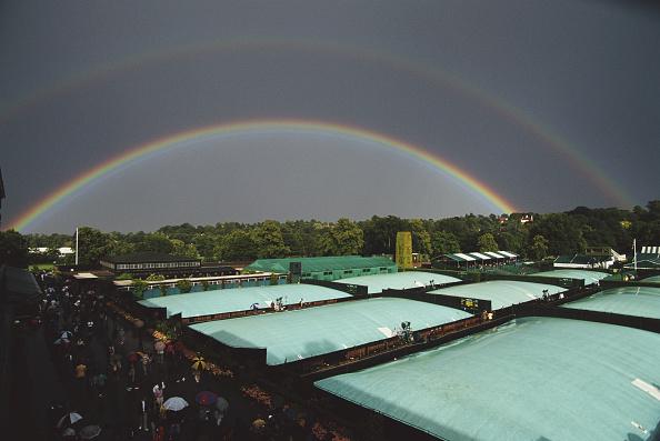 Double Rainbow「Wimbledon Lawn Tennis Championship」:写真・画像(1)[壁紙.com]