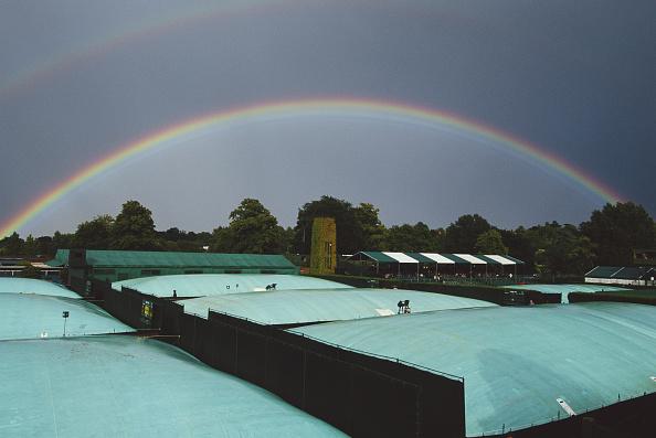 Double Rainbow「Wimbledon Lawn Tennis Championship」:写真・画像(2)[壁紙.com]
