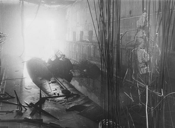 Hamburg - Germany「Post War U-Boat Pen」:写真・画像(12)[壁紙.com]