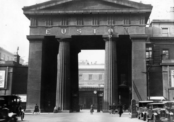 Euston Station「Gilding Euston」:写真・画像(5)[壁紙.com]