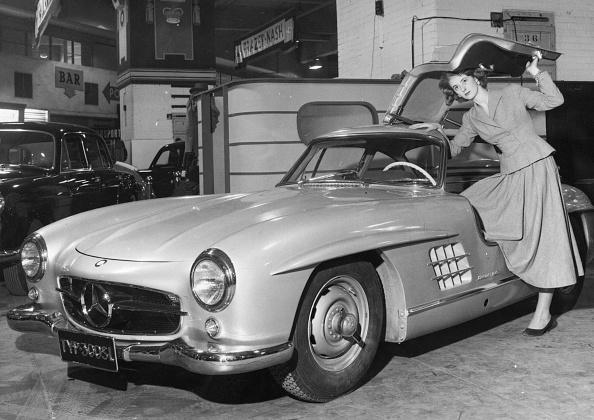 Earls Court「Motor Show 1954」:写真・画像(18)[壁紙.com]