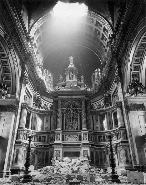 Bomb Damage「Damaged Cathedral」:写真・画像(16)[壁紙.com]