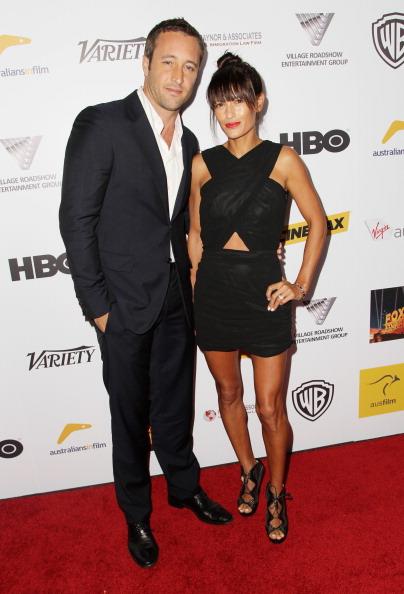 アレックス オローリン「2nd Annual Australians In Film Awards Gala」:写真・画像(9)[壁紙.com]