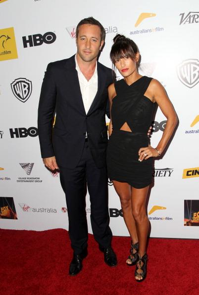 アレックス オローリン「2nd Annual Australians In Film Awards Gala」:写真・画像(8)[壁紙.com]