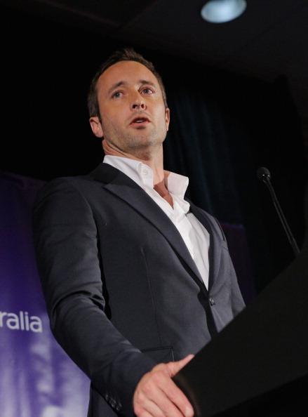 アレックス オローリン「2nd Annual Australians In Film Awards Gala」:写真・画像(4)[壁紙.com]