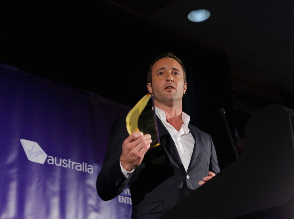 Alex O'Loughlin「2nd Annual Australians In Film Awards Gala」:写真・画像(7)[壁紙.com]