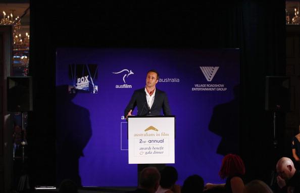 アレックス オローリン「2nd Annual Australians In Film Awards Gala」:写真・画像(11)[壁紙.com]