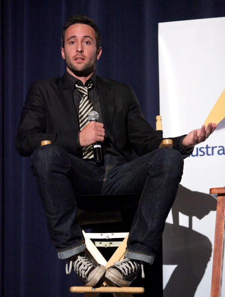 アレックス オローリン「Australians In Film Screening Of CBS Films' 'The Back-Up Plan'」:写真・画像(17)[壁紙.com]