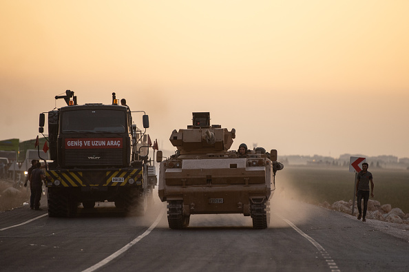 Syria「Turkey Moves Forces Into Northern Syria」:写真・画像(19)[壁紙.com]