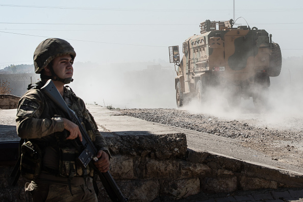 Syria「Turkey Moves Forces Into Northern Syria」:写真・画像(10)[壁紙.com]