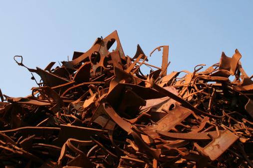 Rusty「Rusty metal and iron # 3」:スマホ壁紙(10)