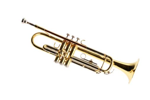 Wind Instrument「Brass instrument - trumpet」:スマホ壁紙(7)