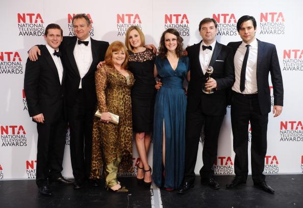 ナショナルテレビジョンアワード「National Television Awards 2012 - Press Room」:写真・画像(19)[壁紙.com]