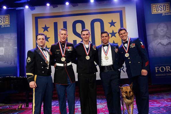 Daniel Gi「USO 75th Anniversary Armed Forces Gala & Gold Medal Dinner」:写真・画像(19)[壁紙.com]