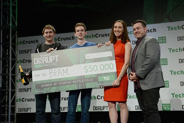 New Business「TechCrunch Disrupt NY 2016 - Day 3」:写真・画像(0)[壁紙.com]