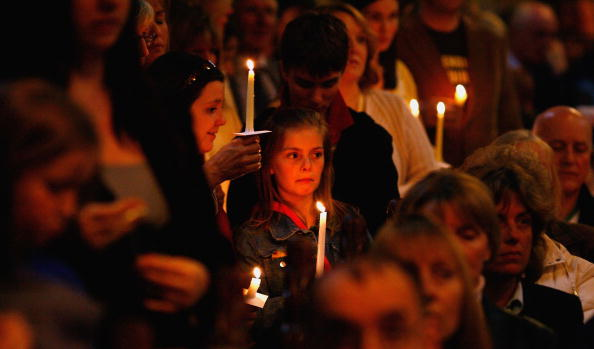 Church「Glasgow Cathedral Service For Girl Missing In Portugal」:写真・画像(12)[壁紙.com]