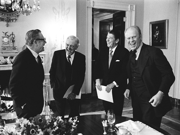 Politician「President Ford and Friends in the White House」:写真・画像(18)[壁紙.com]