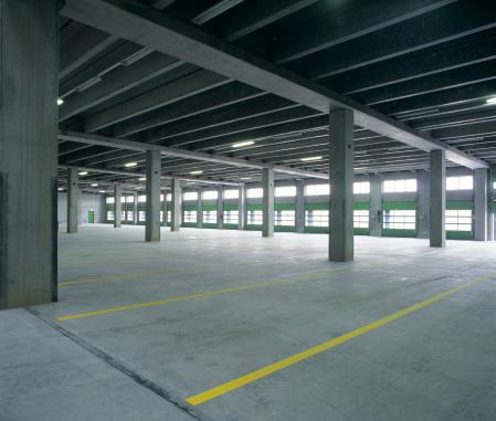 Architectural Column「New empty distribution warehouse」:スマホ壁紙(11)