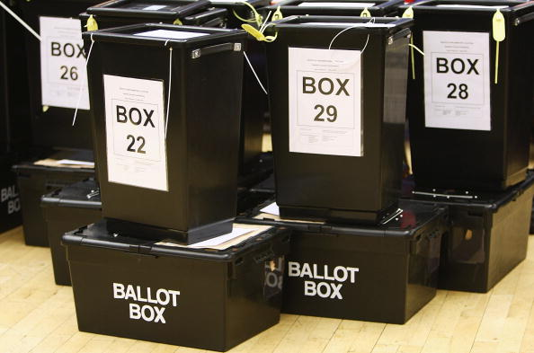 Politics「The 2010 General Election - The British Public Go To The Polls」:写真・画像(4)[壁紙.com]