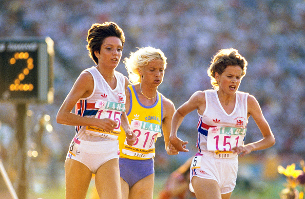 Motion Picture Association of America Award「Womens 3000m Final 1984 Los Angeles Olympic Games」:写真・画像(6)[壁紙.com]