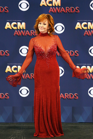 MGM Grand Garden Arena「53rd Academy Of Country Music Awards - Press Room」:写真・画像(7)[壁紙.com]