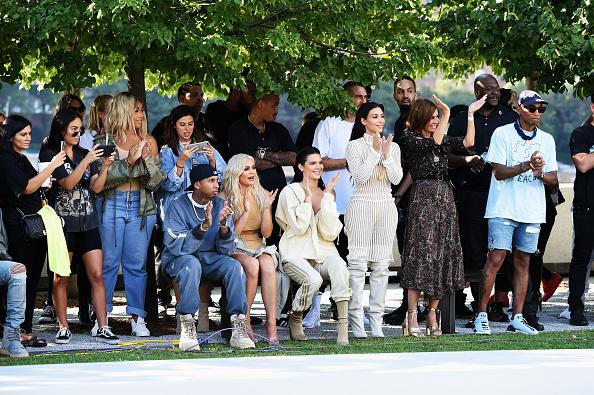 ニューヨークファッションウィーク「Kanye West Yeezy Season 4 - Front Row/Arrivals」:写真・画像(9)[壁紙.com]