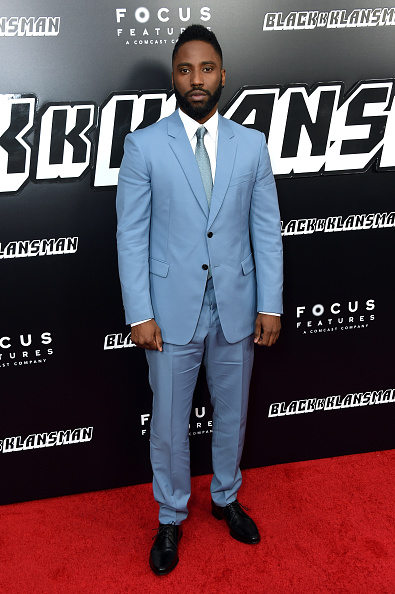 "BlacKkKlansman「""BlacKkKlansman"" New York Premiere - Red Carpet」:写真・画像(6)[壁紙.com]"