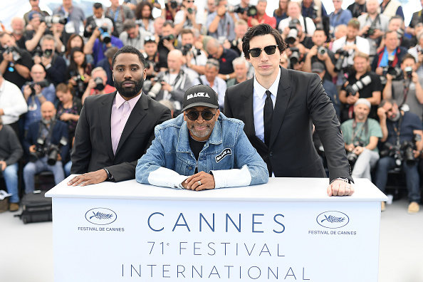 "BlacKkKlansman「""BlacKkKlansman"" Photocall - The 71st Annual Cannes Film Festival」:写真・画像(0)[壁紙.com]"