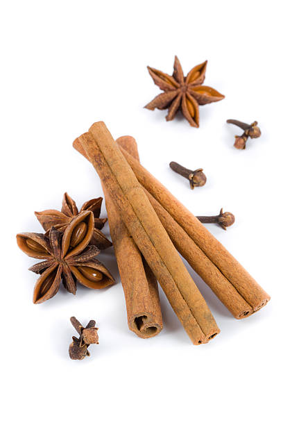 cinnamon, anise and cloves:スマホ壁紙(壁紙.com)