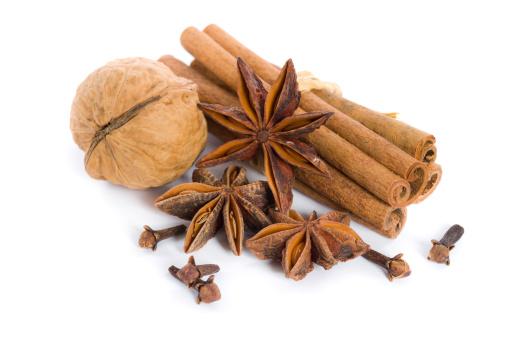 Star Anise「cinnamon, anise, walnut and cloves」:スマホ壁紙(17)