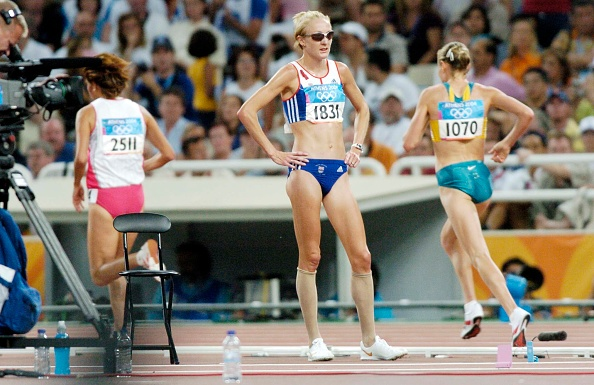 Paula Radcliffe「The 2004 Summer Olympic Games in Athens Greece」:写真・画像(10)[壁紙.com]