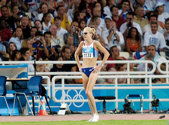 Paula Radcliffe「The 2004 Summer Olympic Games in Athens Greece」:写真・画像(11)[壁紙.com]