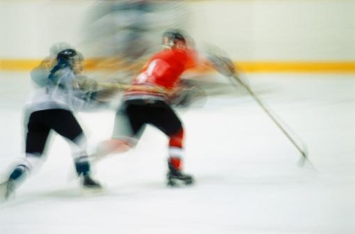 Hockey「Ice hockey players」:スマホ壁紙(13)