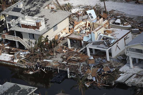 Damaged「Florida Begins Long Recovery After Hurricane Irma Plows Through State」:写真・画像(7)[壁紙.com]