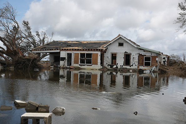 Louisiana「Hurricane Laura Makes Landfall On US Gulf Coast」:写真・画像(10)[壁紙.com]